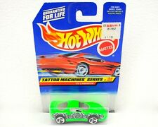 Mattel Hot Wheels '93 Camaro Tattoo Machine Series