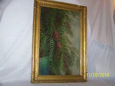 *Ellen Frances Burpee Farr*Original Oil On Canvas Newcomb-Macklin Frame Art Deco