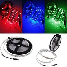 SMD 5M RGB 5050 300 LED 60LED/M Non Waterproof LED Lamp Strip Lights