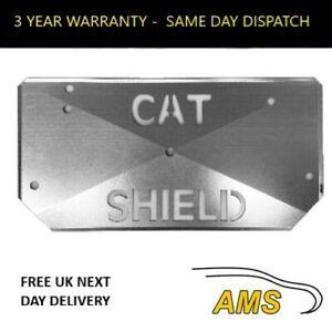 Catalytic Converter AntiTheft Prevention Steel Guard for Lexus CT200H 1.8 11-18