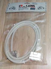 SCSi-II Kabel 50pol. Half-Pitch Mini-D-Sub Stecker an 50pol. Half-Pitch Mini-D-S