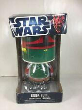 Funko Lamp Clock Speaker - Star Wars: Boba Fett (BOX HAS SHELF WEAR)