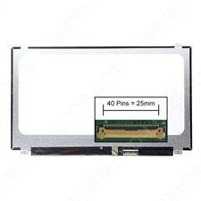 Dalle écran LCD LED Tactile type Optronics B156XTK01.0 HW0A 15.6 1366x768 - Bri