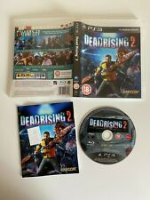 Dead Rising 2 PS3 PlayStation - Complete - VGC - Free P&P