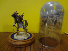 """Hamilton Collection """"Roping the Spirit of the Mustang"""" Sculpture 1997 ~Fast S/H~"""