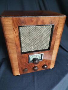 Lovely GEC valve radio