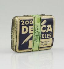 DECCA 'Soft Tone' Gramophone Needle Tin (LZ57)