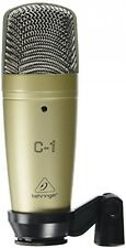 Behringer C-1 Studio Condenser Microphone Professional Large-diaphragm Audio Kit
