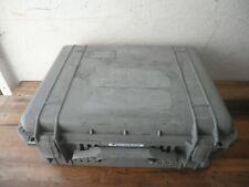 Large Plastic Hard Lockable Case
