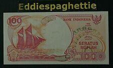 INDONESIA 100 Rupiah 1992/1999 Replacement UNC