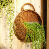Wall Hanging Flower Planter Basket Garden Outdoor Indoor Holder Home Decoration