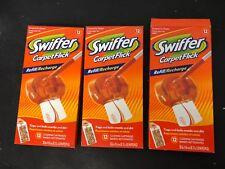 Swiffer Carpet Flick refill 34 total cartridges