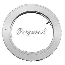 Olympus OM Lens to Canon EOS EF EOS 6D 5D 5D2 40D 50D 60D 450D 650D Ring Adapter