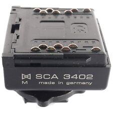 Metz SCA 3402 Nikon Flash Adattatore