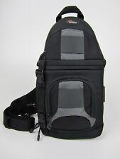 Lowepro SlingShot 100 AW Multi-Compartment Camera Bag Backpack DSLR Canon Nikon