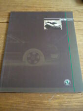 SKODA SUPERB BROCHURE AUG. 2003