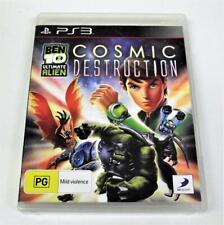 Ben 10 Ultimate Alien: Cosmic Destruction Sony PS3