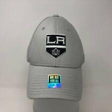Reebok Los Angeles Kings Gray One Size Fits all BaseBall Hat