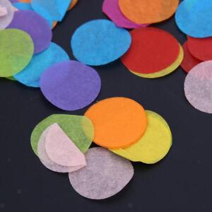 1000 Pieces Flame Retardant Paper Table Confetti Wedding Party Decoration
