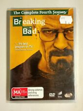 BREAKING BAD The Complete Season 4 Four New & Sealed Dvd BRYAN CRANSTON ***