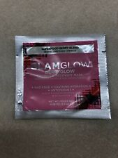 Glam Glow Berry Glow Probiotic Recovery Mask Sample New