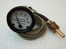 Tractor Temperature Gauge Set Replacement for John Deere-White