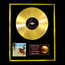 PRODIGY THE FAT OF CD GOLD DISC RECORD DISPLAY FREE P&P