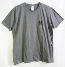 Yellowstone Forever Dark Gray National Park John Muir T-shirt size Large