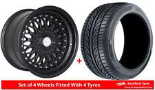 Fiesta Dare Wheels with Tyres