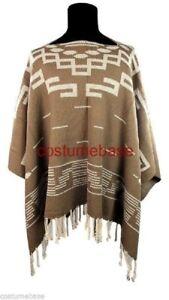 CLINT EASTWOOD PONCHO Mexican Cowboy Embroidery Blanket Spaghetti Western Dollar