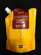 Ionic Nutritive Japanese straightening  Hair Treatment