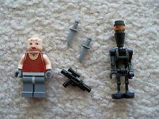 LEGO Star Wars - Bounty Hunter Sugi & Assassin Droid Elite - Excellent