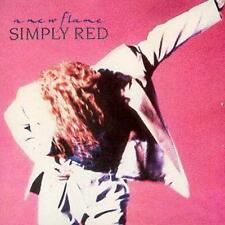 Simply Red : New Flame CD (1989)