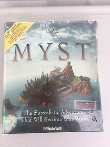 Broderbund Myst CD-ROM Computer Game Windows
