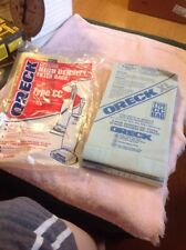 4 Oreck Paper Bags Oreck XL Type CC Vacuum Cleaner Bags - CCPK8