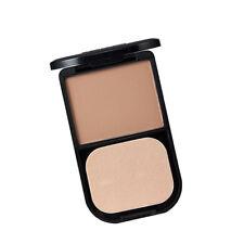 Face Pressed Powder Compact Matte Highlight Foundation Bronzer Mirror Makeup