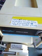 COLE PALMER MASTERFLEX CONSOLE DRIVE W/PUMPHEAD 7518-12 WORKS VERY WELL 14049/2