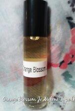 Orange Blossom Jo Malone Type (W) Pure Perfume Body Oil 1/3 oz  Roll - On