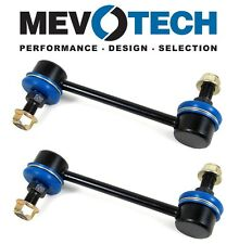 For Audi Cadillac Chrysler Pair Set of Front Sway Bar Links Kit Mevotech MK80564