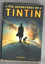 Movie Tie-In: The Adventures of Tintin 2011 Hardcover Irvin Moffat Wright Cornis