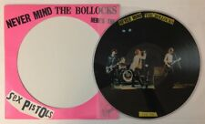 Sex Pistols - Never Mind The Bollocks - 1978 UK Picture Disc VP 2086