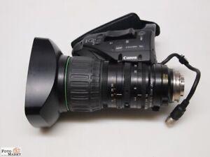 Canon BCTV Zoom Lens 4,4-62mm Objektiv KT14x4.4KRSJ