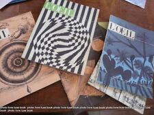 L'oeil revue d'art numéros 25 à 30 Ingres Dubuffet hotel Drouot Evreux Picasso