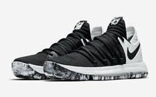 Nike MEN'S KD 10 X Kevin Durant Black White MARBLE SIZE 11 BRAND NEW VERY RARE