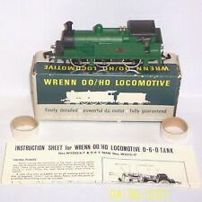 More details for g&r wrenn railways w2206 br 0-6-0 tank loco sr green. w2207 box. ex hornby dublo