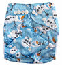 New Reusable Modern Cloth Nappy (MCN) + FREE insert – Frozen Olaf