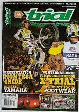 Trial Magazine Yamaha World Indoor Xtrail Footwear Feb Mar 2016 FREE SHIPPING JB