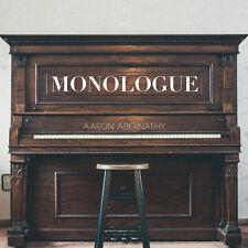 Aaron Abernathy - Monologue [New CD]