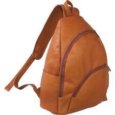 Le Donne Leather Unisex Sling Pack-LD-2012-TN