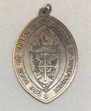 Diocesan Seal Bronze Metal Diocese Of California Episcopal Church Lay Reader